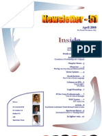 51 ICSI Mysore E-Newsletter April 2008