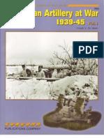 Artilleria Alemana en Guerra 1939-1945 Parte 1