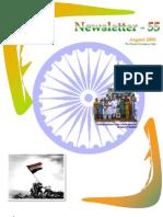 55 ICSI Mysore E-Newsletter August 2008