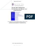 Manual Del Uniforme