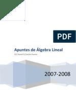 Notas Algebra Lineal Alex