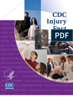 CDC - Injury Book 2006