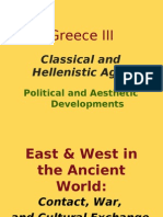 Greece III -- Athens -- Polis and Acropolis