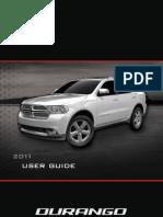 2011 Durango Users Guide
