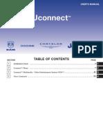 2011 Radio Book UConnect