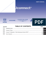 2011 Radio Book UConnect