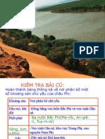 Thien Nhien Chau Phi