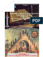 Historia de La Francmasoneria y Su Filosofia