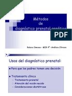 8.- Metodos Diagnostico Prenatal