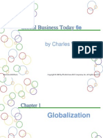 Chapter 1a Globalization