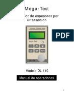 MANUAL 110  V2.4 FInal ESPAÑOL