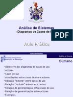 Aula 01 Pratica Analise de Sistemas