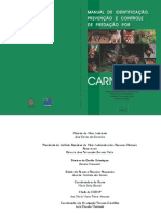 Manual de Identificacao e Predacao de Carnivoros
