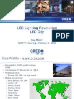 Merritt-LED Lighting Revolution