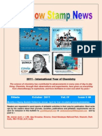 Rainbow Stamp News October 2011