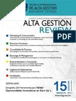 Alta Gestion Review Septiembre 2011