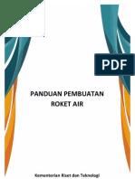 Panduan Pembuatan Roket Air