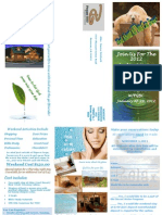 Brochure for 2012 Retreat
