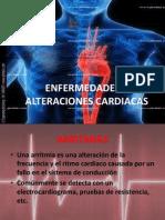 Enfermedades y Alteraciones Cardiacas