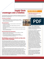Retail Supply Chain Challenges Article