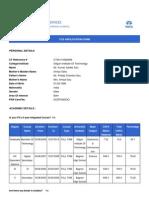 Saheb Application Form