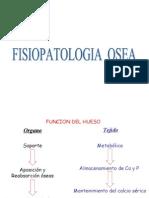 27-09 Fisiopatologia osea