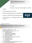 Praesentation Marketing Management
