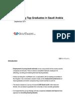 Recruiting Top Graduates in Saudi Arabia 2011