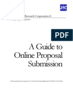 Proposal Submission Instructions