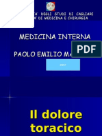 Dolore Toracico 2007