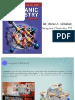 Inorganic Chemistry I-VI