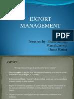 Export 1