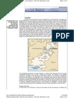 Pakistan Energy Analysis Oil Gas