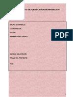 Documento de ion de Proyectos