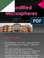 Modified Micro Sphere- Saurabh Rawat