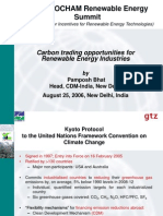 Carbon Trading Opportunities for Renewable Energy Industries_218