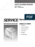 19791491 Samsung Service Manual TV Cl21m16mn Chassis Ks9a