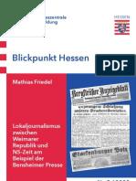 Blickpunkt9 Lokaljournalismus Web