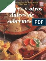 Wilson Anne - Postres Y Otros Dulces de Sobremesa (Blog La Cocina Fácil De Donaida)