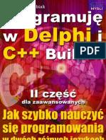 Programuje w Delphi i c Builder Cz 2 eBook, Darmowe Ebooki, Darmowy PDF, Download
