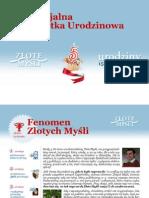 Specjalna Gazeta Urodzinowa eBook, Darmowe Ebooki, Darmowy PDF, Download