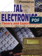 Digital Electronics Theory and Experiments (2)