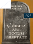 Si Biblia Are Totusi Dreptate
