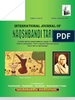International Journal of Naqshbandi Tariqat 0ct-Dec 2011