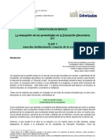 CursoEvaluacionEducSecundaria2cohorteClase1