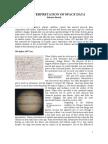 The Interpretation of Space Data