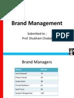 Brand Management Education Inst