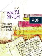 Teachings of Kirpal Singh