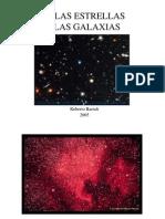 De Las Estrellas a Las Galaxias