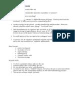 Aqualisa Case Questions[1] (1)